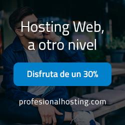 banner profesional hosting