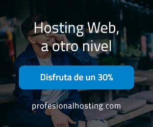 comprar hosting profesional económico